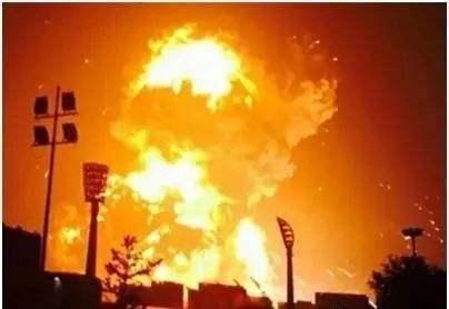 安徽某化工厂RTO爆炸